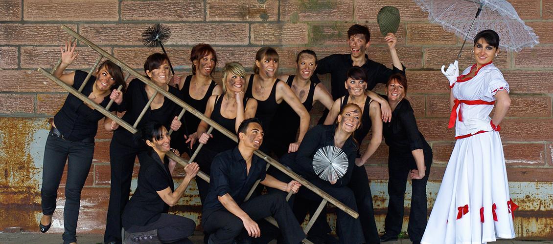 Studio rytm'n dance, école de danse à Sausheim
